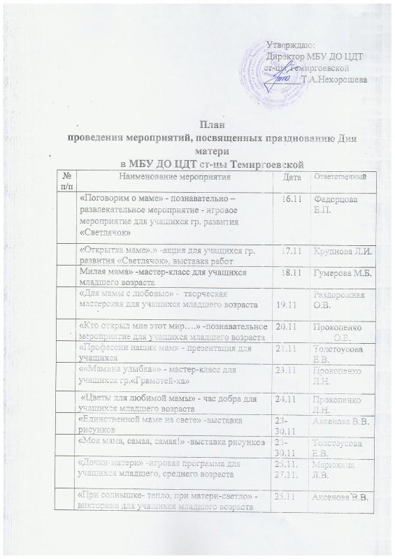 План_ДеньМатери